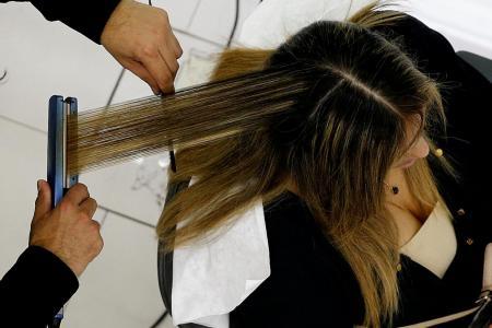 Keep your hair on