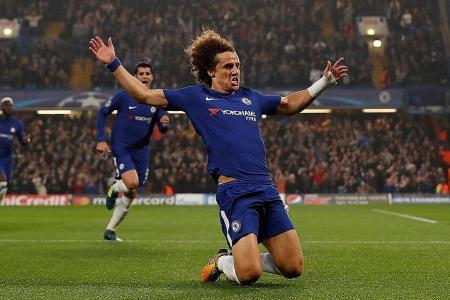 Keep calm and keep Luiz, Conte