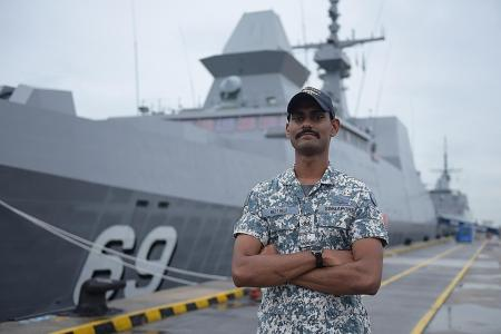 Navy ship tour tickets up for grabs