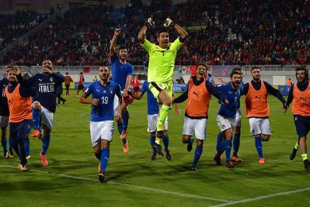 'Italy have the world's best defence'