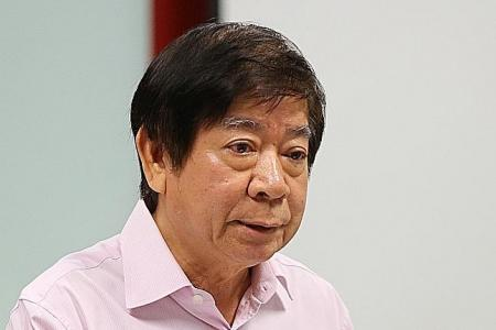 Khaw Boon Wan addresses MPs about MRT tunnel flooding