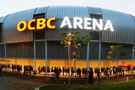 All-in-one multi-sport venue