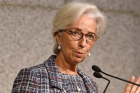 IMF chief: Protectionism will hurt Asia if it goes beyond words