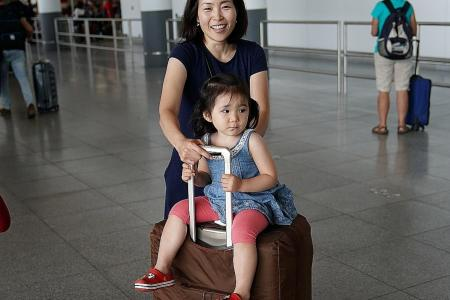 Don't let travelling with toddlers end in tears