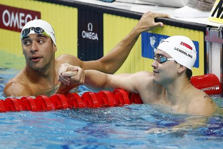 Le Clos can't wait for 2020 Olympics