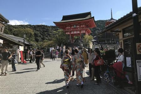 Tired of Tokyo? Try Kyoto