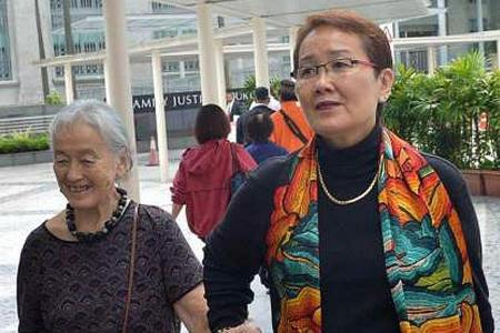 Woman in Yang Yin case has $1m legal bill cut by half