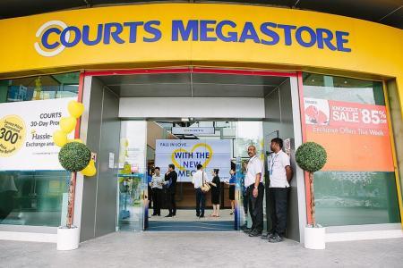 Mega sales at megastore