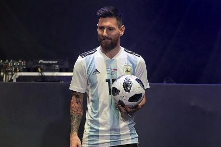 Messi to make 68km trek if he wins World Cup