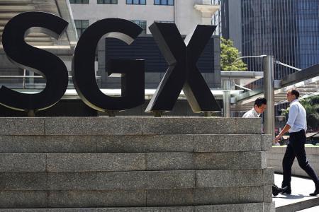 SGX lunch break reinstated