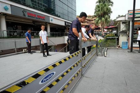 PUB to prepare checklist to prevent flooding