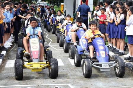 More kids hurt in traffic accidents