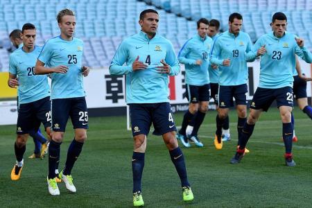 Socceroos bid to avoid Italian tragedy