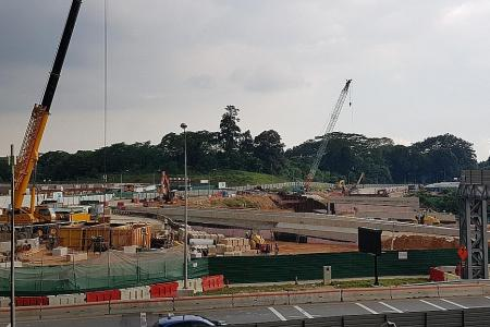 Bukit Brown road hit by second delay