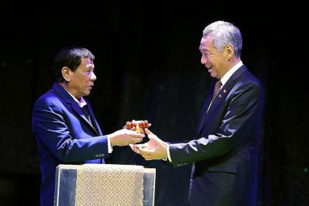 PM Lee sets out S'pore's agenda as Asean chair