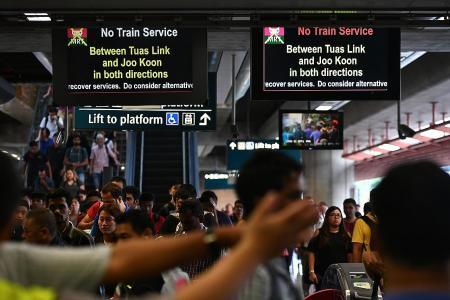 Seven more commuters seek treatment after Joo Koon train collision