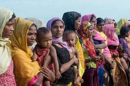 Rohingya can return if 'real Myanmar citizens' accept it