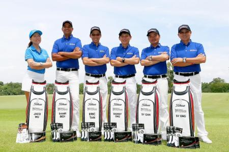 Team Singapore ready for WAGC challenge