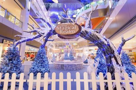 Deck the malls this Christmas