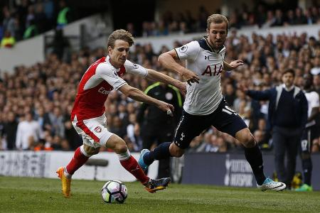 Wenger: Chance to show we're stronger than Spurs
