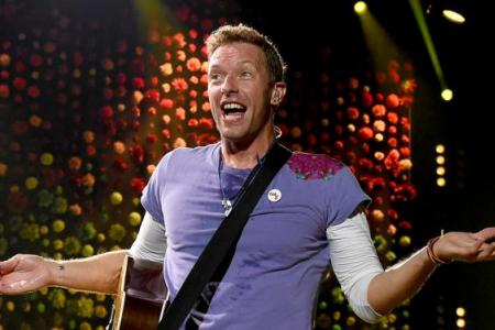 Coldplay rakes in $678m for world tour