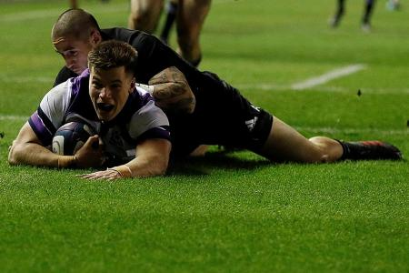 'Rugby world is catching up with All Blacks'