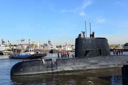 Satellite signals offer hope for missing submarine