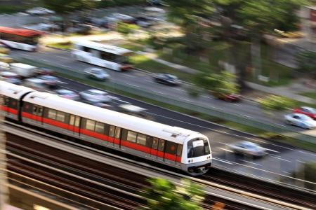 SMRT announces closures and shorter hours on NSEWL for re-signalling works