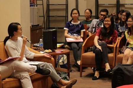 New centre at NUS aims to power students to make change