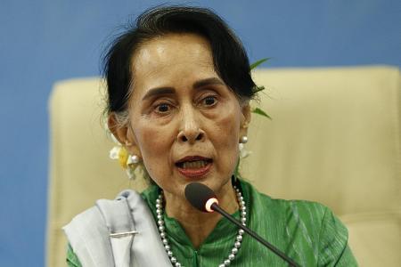 Suu Kyi: Myanmar hopes for deal with Bangladesh on Rohingya