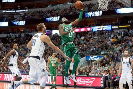 Irving stars in Celtics' 16th straight win
