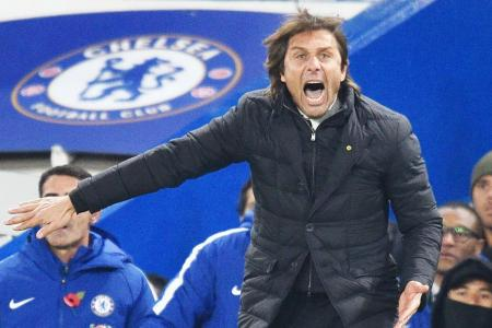 Conte right to show them who's the boss, says Lampard