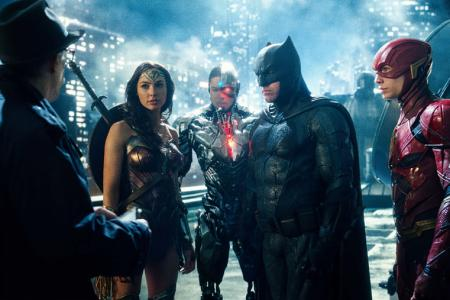 Justice League doesn't do DC any justice