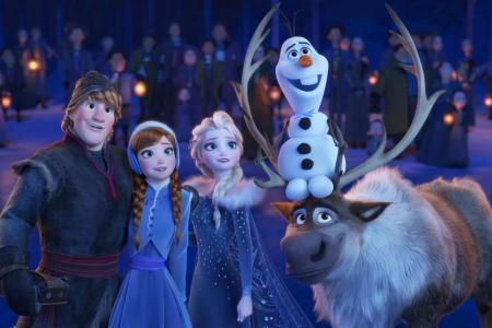 Accidental Frozen star Josh Gad returns with new Olaf adventure