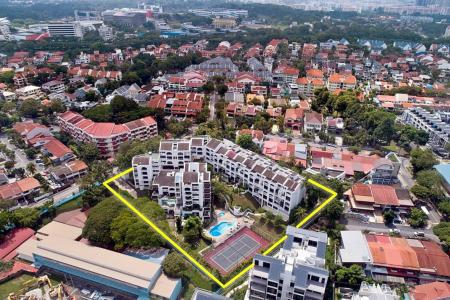 Kismis View launched for collective sale at $102m