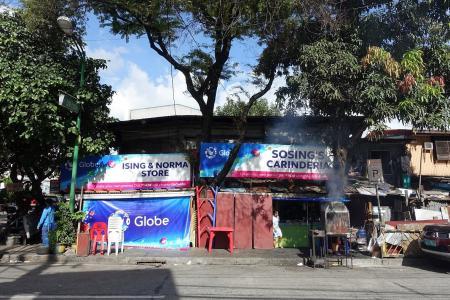 Get a local taste of Manila at Aling Sosing's canteen