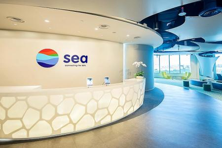 Sea's Q3 loss widens, but revenue grows 3.9%
