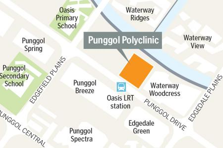 Punggol Polyclinic a one-stop location for patients