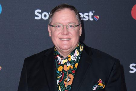 Lasseter, Chief creative officer of Pixar