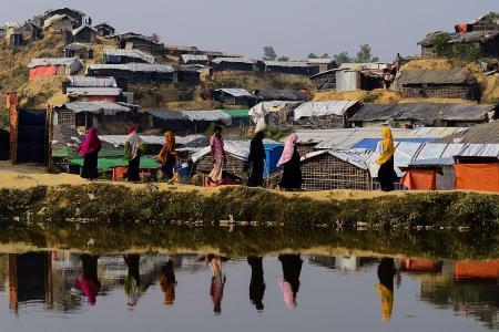 Rohingya to return to Myanmar in 2 months