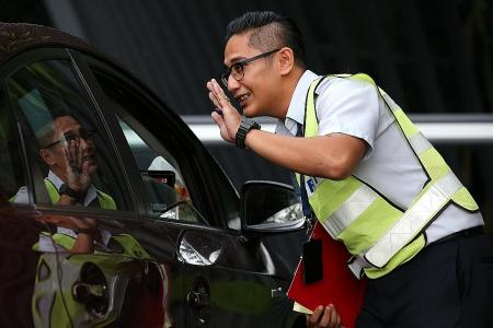 Higher pay and less overtime for security officers