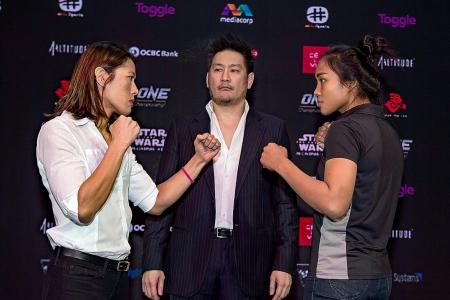 May Ooi ready to thrill MMA fans in first bout in Singapore since 2014