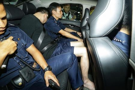 Hit-and-run Maserati driver probed for other offences