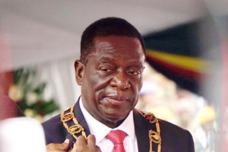 New Zimbabwe president promises sweeping changes