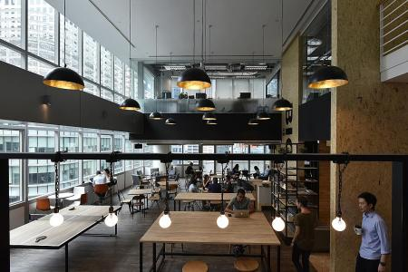Watch this co-working space