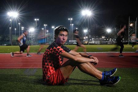SEA Games marathoner Soh Rui Yong's tips to improve your running