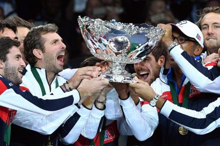 France have dispelled losing mentality, says tennis legend Noah