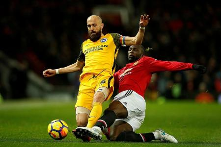 Lukaku should be banned for 'violent act', says ex-ref Poll