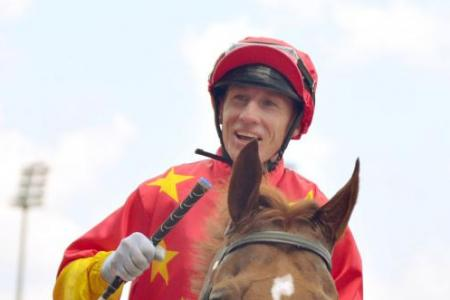 Moor and Pike back for more action at Kranji