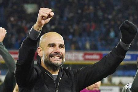 Richard Buxton: Man City pass Terriers test with flying colours